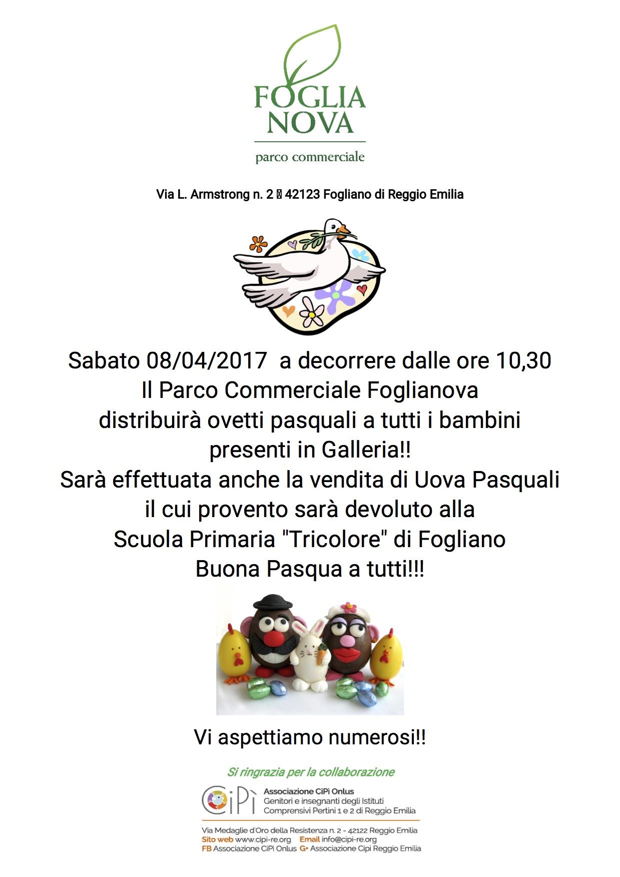 2017-04 - Vendita uova Fogliano