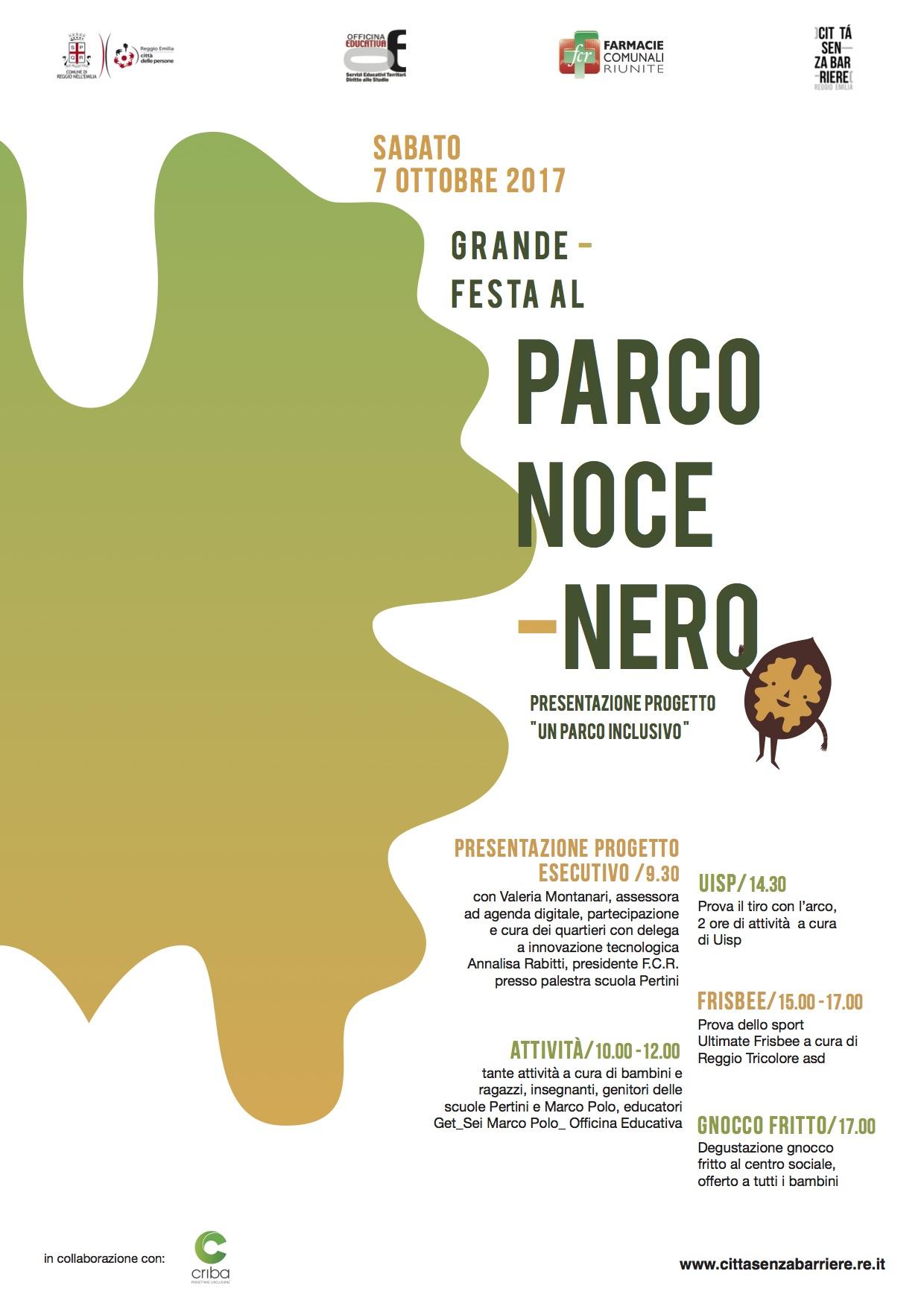 PARCO NOCE NERO A4