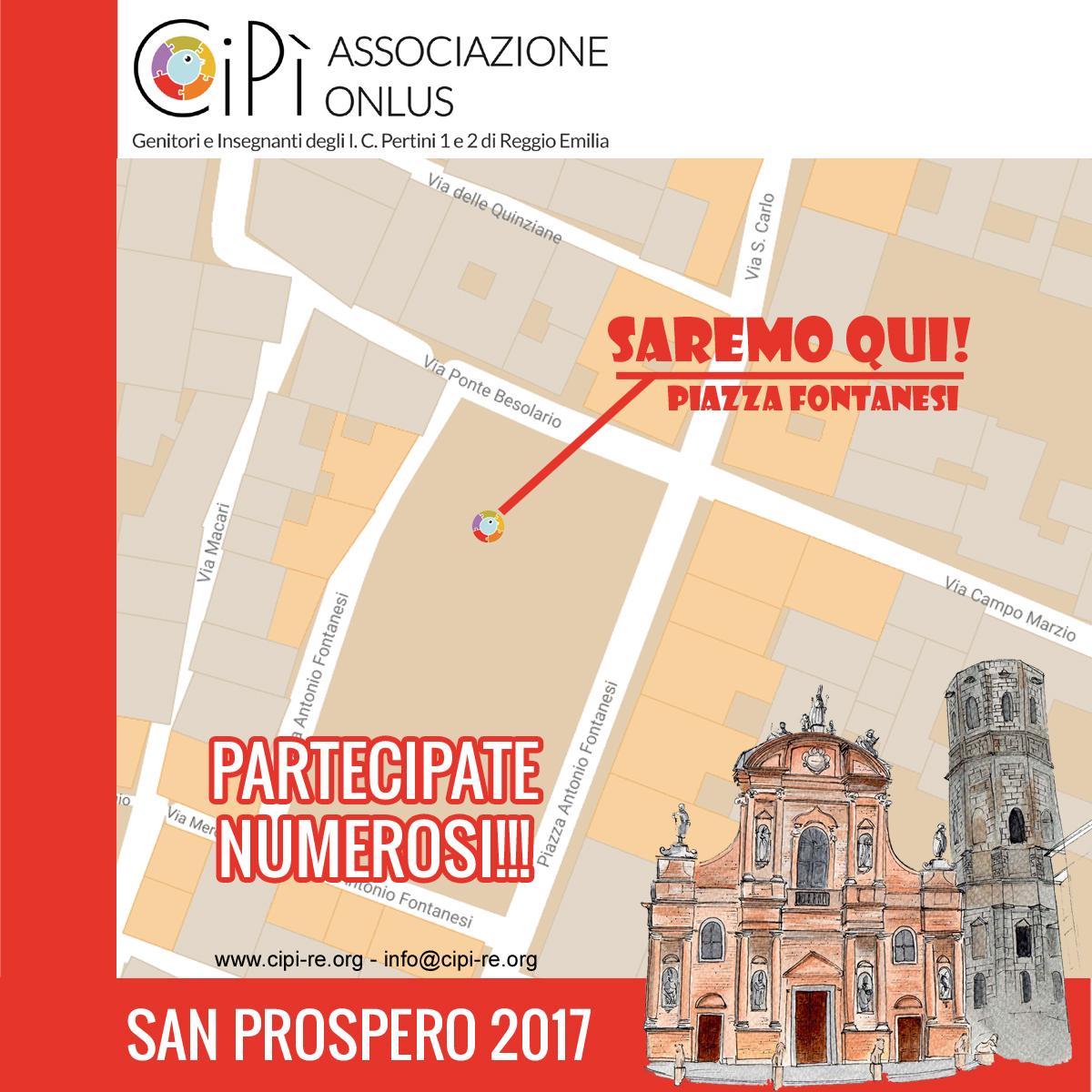 Mappa S. Prospero 2017
